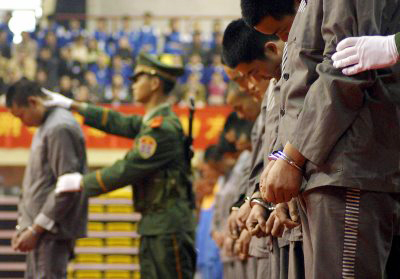 Persecución de la Iglesia en China